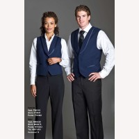 Hotel Satin Uniform Vest