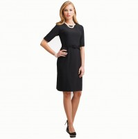 Hotel Uniform Pencil Skirt Suit