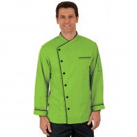 Green Personalized Chef Jacket