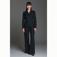 Simple Style Ladies Suit