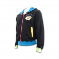 sparkle zip up zip up