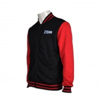 cotton zip up	mans