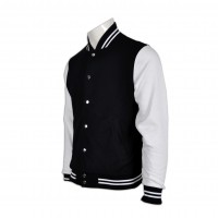 men wool zip up