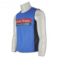 men holiday vest tops