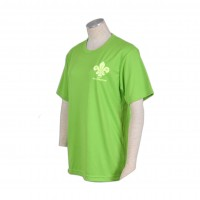 green t shirt for men