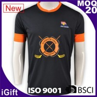 black t shirts with golf club logo