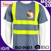 industrial reflective tape t-shirts