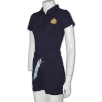 one piece gray suit sports school uniforms