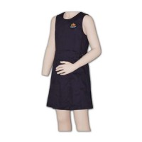 primary black dress school uniform