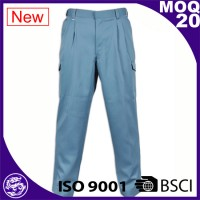 100% polyester security uniform pants