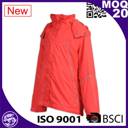 Hot sale custom patch soft shell fabric fleece inside waterproof rab soft shell jacket
