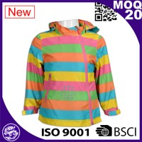 outerwear good quality custom uniform custom wind breaker