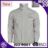 clothing outerwear good quality custom embroidered jacket
