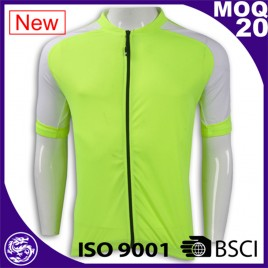 Reflective cycling sport jersey for men,Function biking jersey