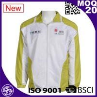 Chinese Nylon Jacket with Custom Design