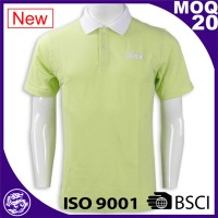 Newest Funny CVC Embroidery gamers Polo-shirt