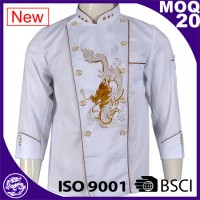 High Quality  Chef Uniform Coat
