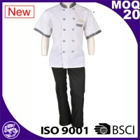 Men chef uniforms Set Suits