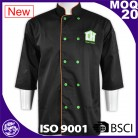 Restaurant cook wear chelf coat jacket uniform