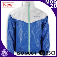 Polyester and nylon outerwear good quality jackets