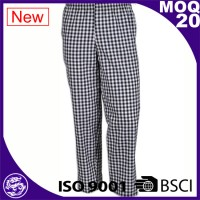 All fitting chef pants , joker chef trousers,print chef pants