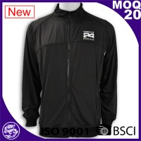 black windbreaker urban softshell windstopper