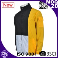 best quality classic city sport plain jackets men