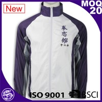high quality unisex plain windbreaker jacket