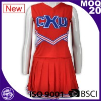 New design Cheerleader Uniform for girl