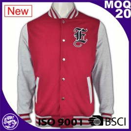 mens red grey Autumn baseball jersey hoodies sweatshirts