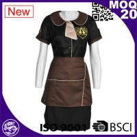 Women waitress chef workwear