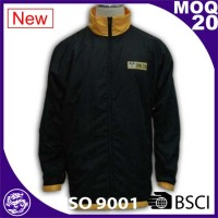 Great workmanship good mens bomber jacket