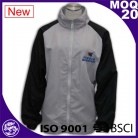 Polyester and nylon outerwear clothing coat