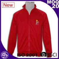 Polyester and nylon material Men Jacket