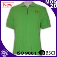 green hot sell wholesale high quality short sleeve fashionable blank soccer jersey