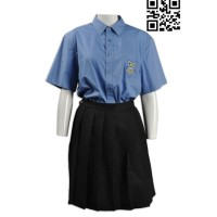 good quality factory wholesale school uniform patterns