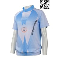 Custom-made Short Sleeve Cycle Tops Wholesale Dealer