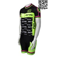 Bespoke Men's Cycling Suits Uniform Supplier