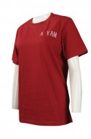 Custom-made Red T-Shirts Exporter