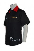 Tailor-made Darts Tops Uniform Supplier