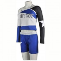 Order Cheerleader Uniform Costume