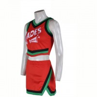 Design Red Cheer Uniform