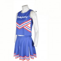 Bespoke All Star Cheerleading Uniforms