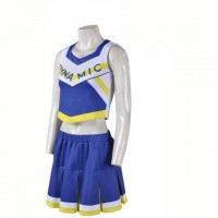 Personalized Girls Cheer Uniform