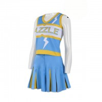 Customized Toddler Cheer Uniform