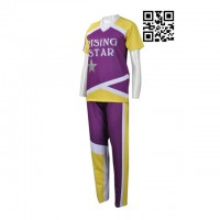Customized Cheerleading Clothes Sample