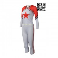 Customized Youth Cheerleading Uniforms
