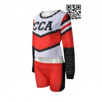 Custom Cheerleading Uniforms Sample