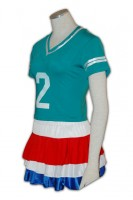 OEM High School Cheerleading Uniforms