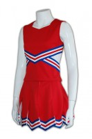 OEM Ladies Cheerleader Outfit